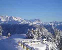 Inverno a Cavalese