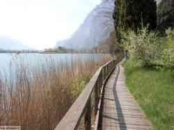 Lago di Toblino - Passeggiata
