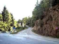Montagnaga - La strada misteriosa