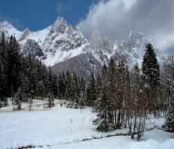 San Martino di Castrozza - Inverno Cima Rosetta