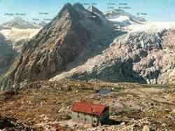 Val di Genova - L'impetuoso torrente Sarca