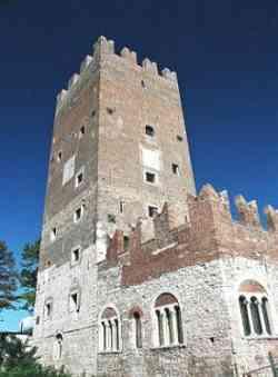 Trento - Torre Rossa o Vanga