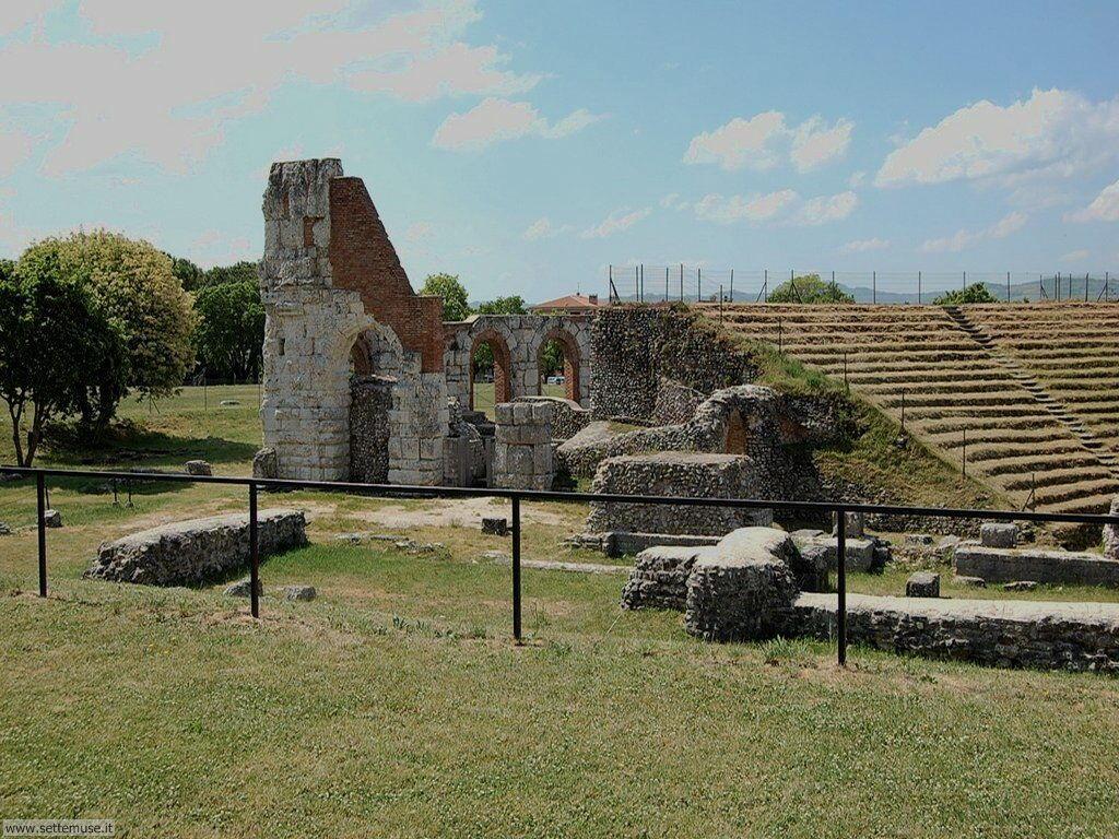 Gubbio teatro romano