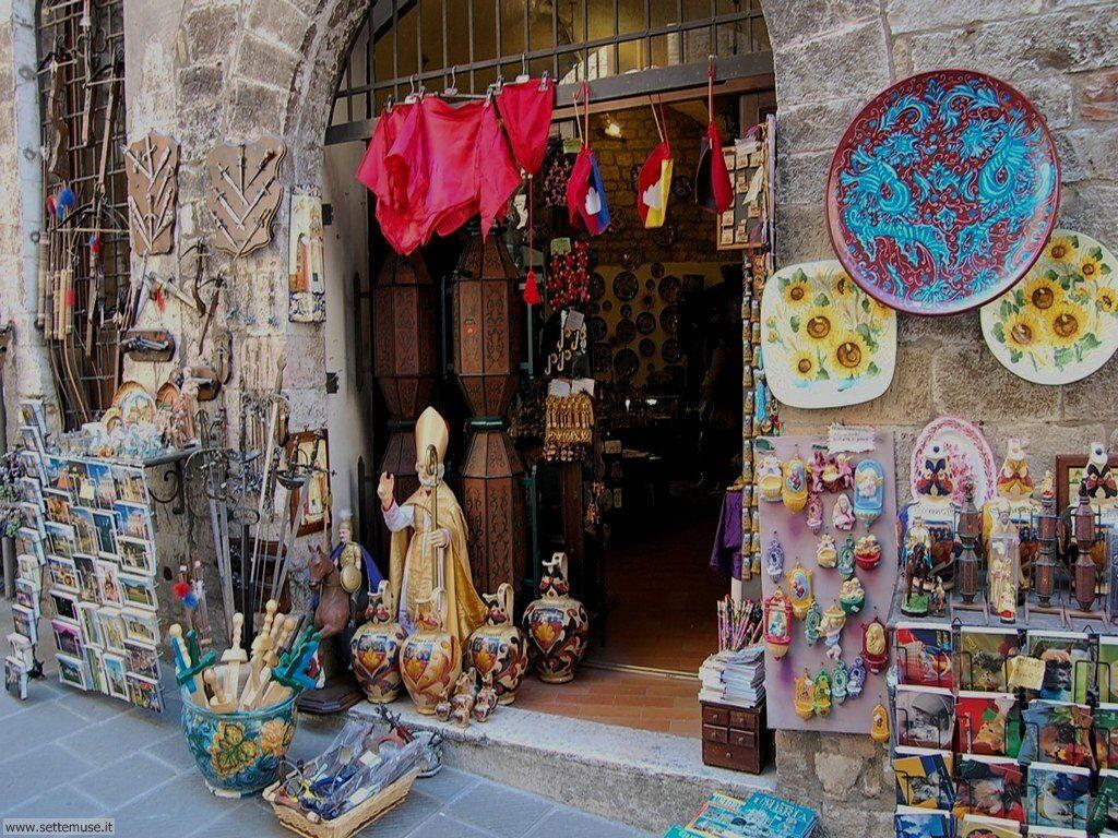 Gubbio souvenir