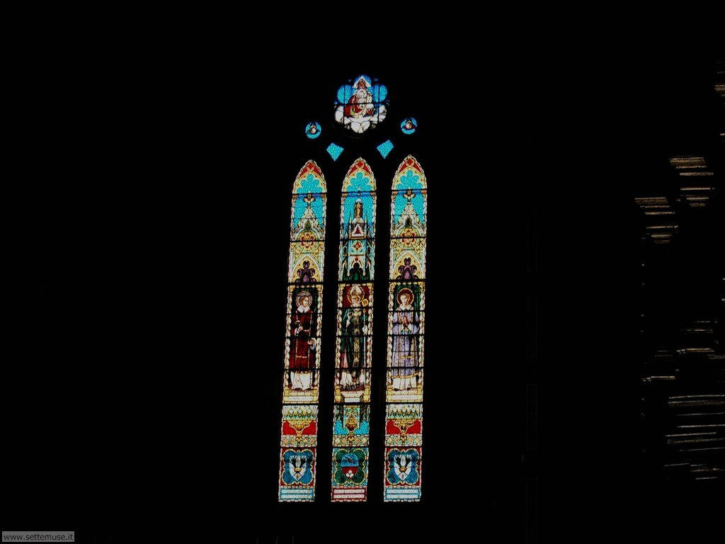 Gubbio interno chiesa