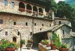 Assisi - Foto dell'Eremo delle Carceri