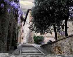 Castello di Sant'Apollinare ( Marsciano PG)