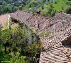 I tetti di Castiglion Fosco - Piegaso