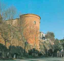 Citerna - Torrione della Rocca