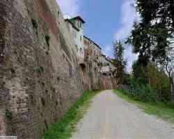 Citerna - Foto delle  antiche mura