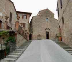 Citerna - Foto della facciata della Chiesa di San Michele