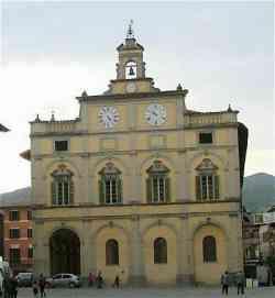 Città di Castello - Palazzo  Podestà