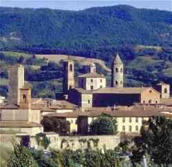 Città di Castello - Panorama