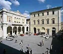 Città di Castello - Piazza Matteotti
