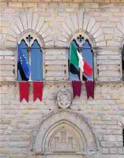 Città di Castello - Palazzo dei Priori