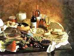 Gualdo Tadino - Cucina Tipica