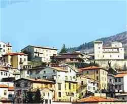 Gualdo Tadino - Foto Panoramica del centro storico
