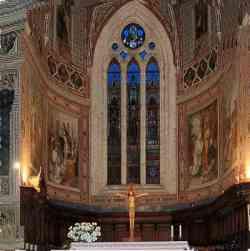 Interno Duomo di Gubbio