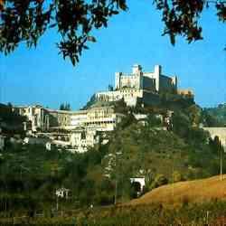 Montefalco - Panoramica