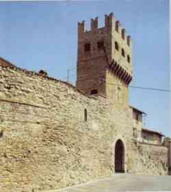 Montefalco - Porta sant'Agoatino
