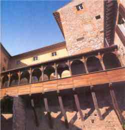 Spello - domus romana