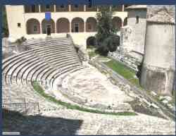 Spoleto Anfteatro romano