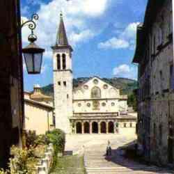 Spoleto - Duomo