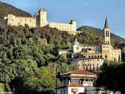 Spoleto - Rocca e Cattedrale