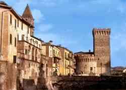 Umbertide - Antico centro storico
