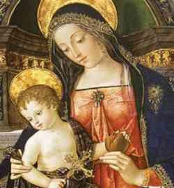 Umbertide - Madonna del Pinturicchio