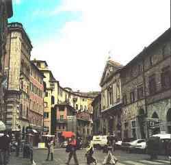Perugia - Piazza Matteotti