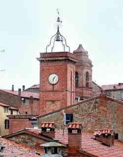 Monteleone - Torre dell'Orologio
