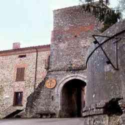 Monteleone -Porta Nord e Torre mozza