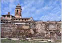 Terni - Interno Anfiteatro romano