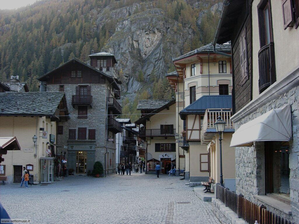 Gressoney Saint Jean