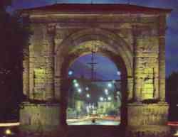 Aosta Arco D'Augusto
