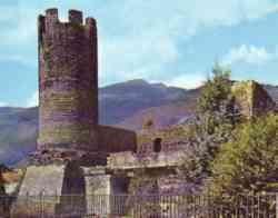Aosta Torre di Bramafam