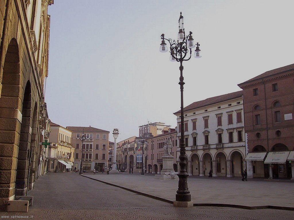 Rovigo Piazza Vittorio