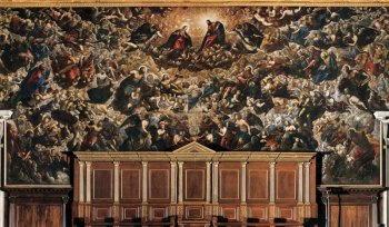 Paradiso di Tintoretto