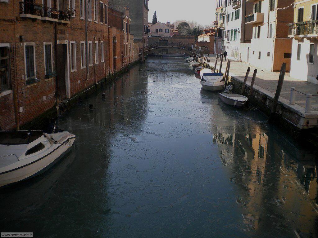 Venezia ghiaccio febbraio 2012 3