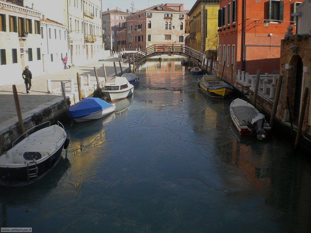 Venezia ghiaccio febbraio 2012 4