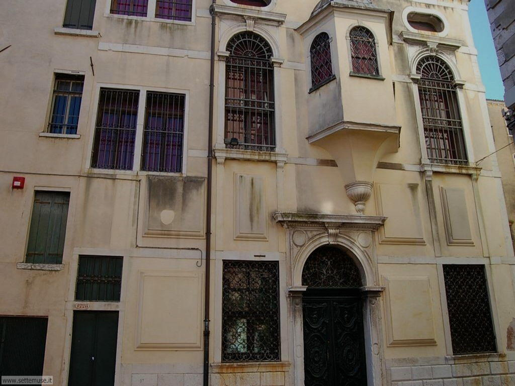 Sinagoga del ghetto