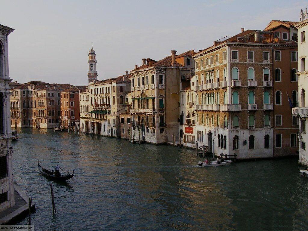Vista del Canal Grande