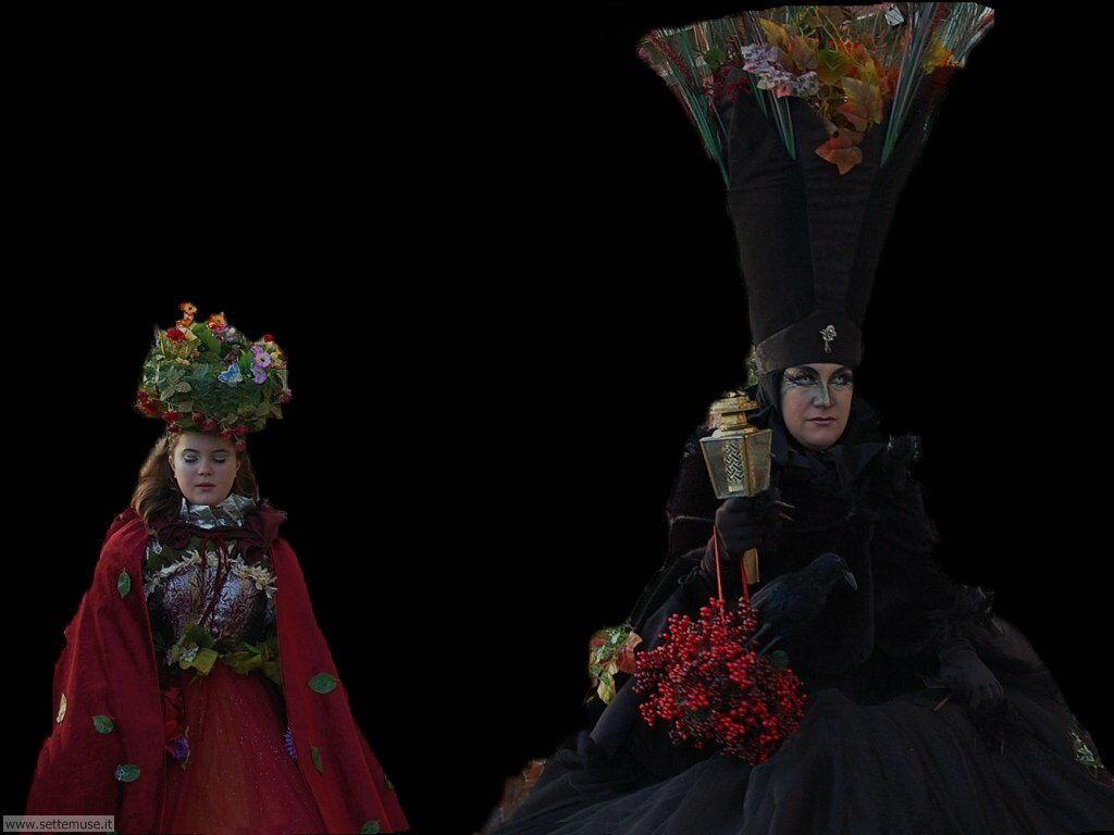 maschere carnevale a Venezia 501