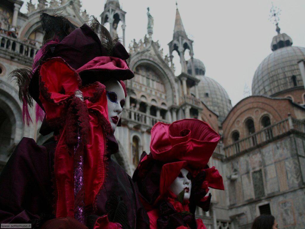 carnevale in san marco a Venezia nel 2014 3