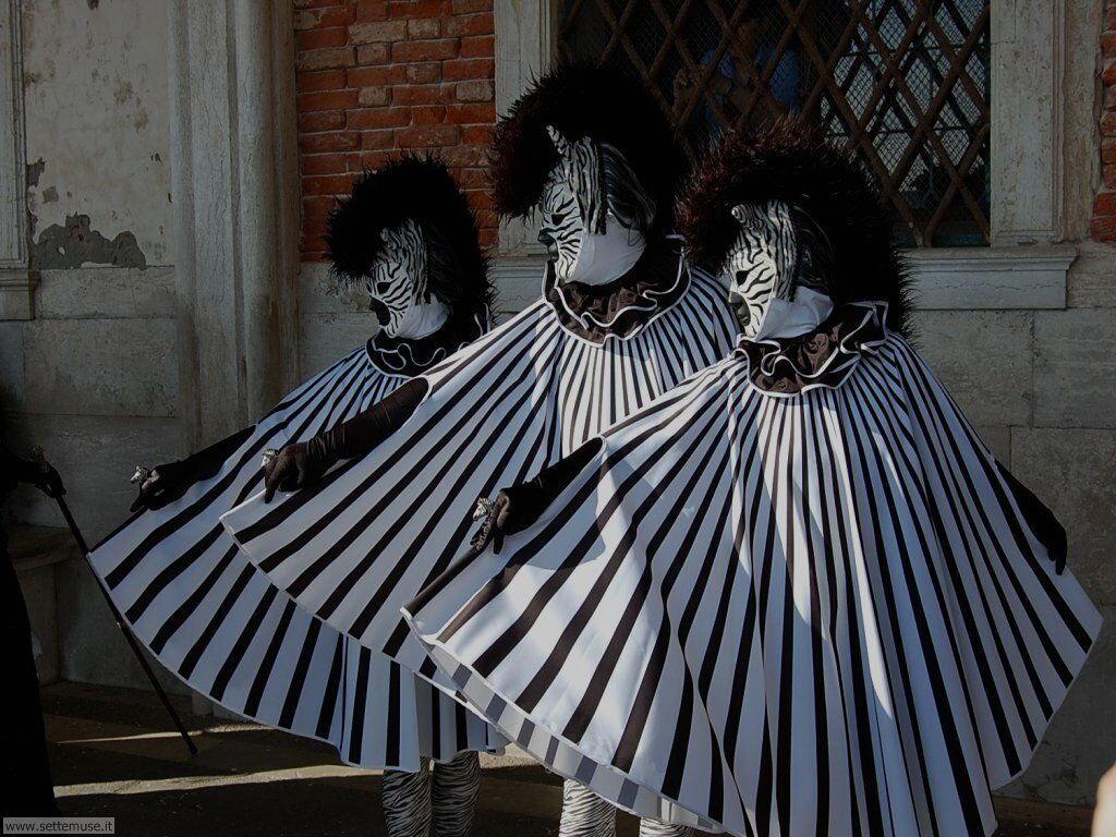 maschere carnevale a Venezia 016