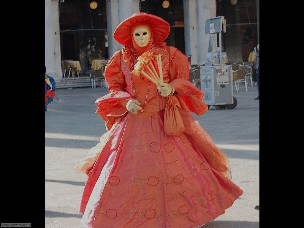 maschere carnevale a Venezia 023