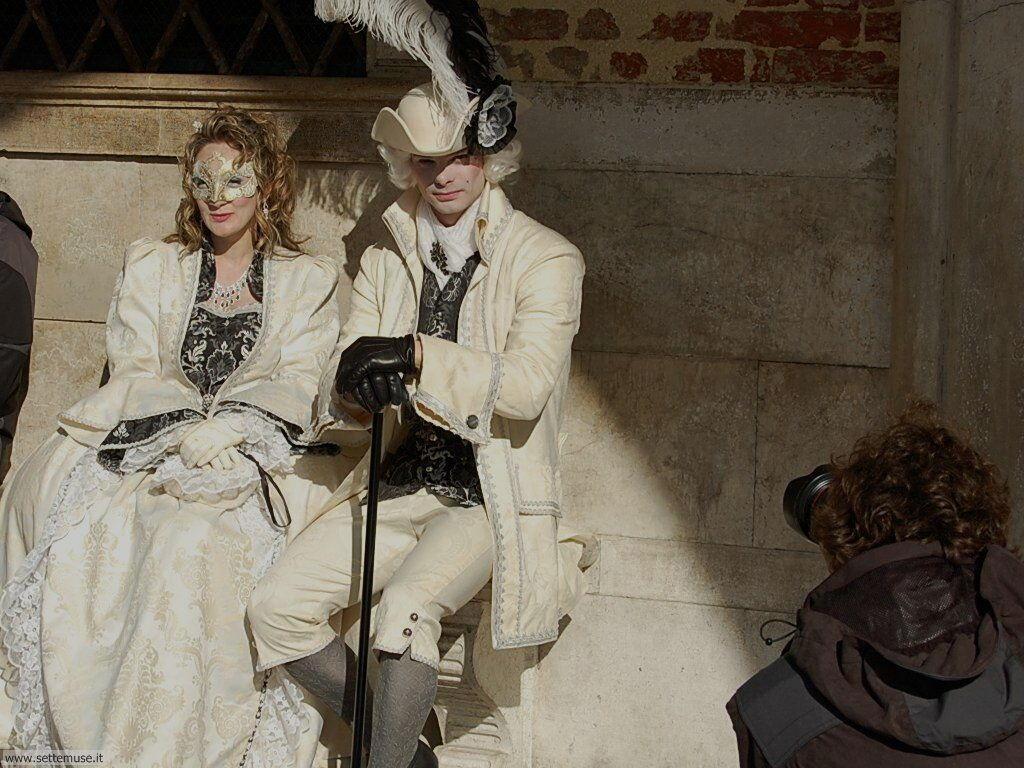 maschere carnevale a Venezia 024