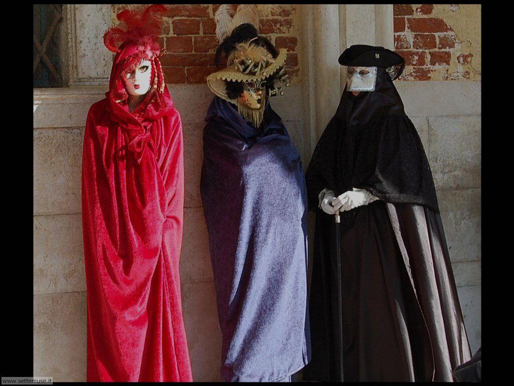 maschere carnevale a Venezia 025