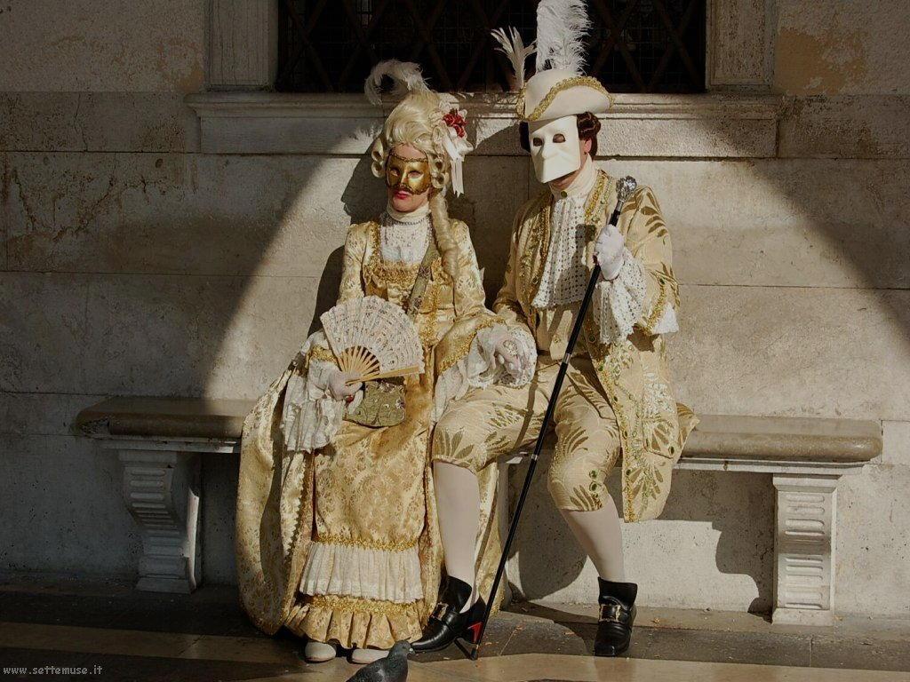 maschere carnevale a Venezia 026